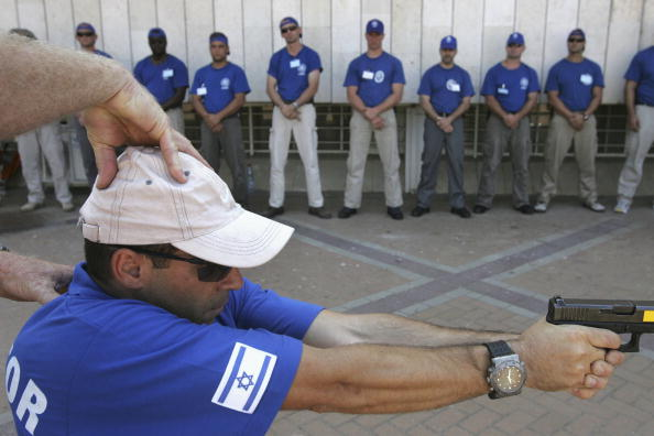 Protection「Israeli Security Academy Trains Foreigners For High-Risk Assignments」:写真・画像(17)[壁紙.com]