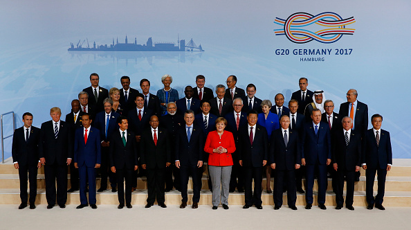 Leadership「G20 Nations Hold Hamburg Summit」:写真・画像(10)[壁紙.com]