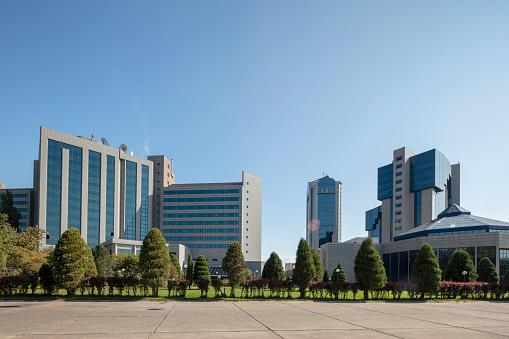 Postmodern「International Business Center in Tashkent, Uzbekistan」:スマホ壁紙(1)