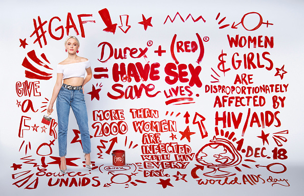 Event「Zara Larsson Encourages People to 'Have Sex and Save Lives' as Durex partners with (RED) to Fight AIDS」:写真・画像(15)[壁紙.com]