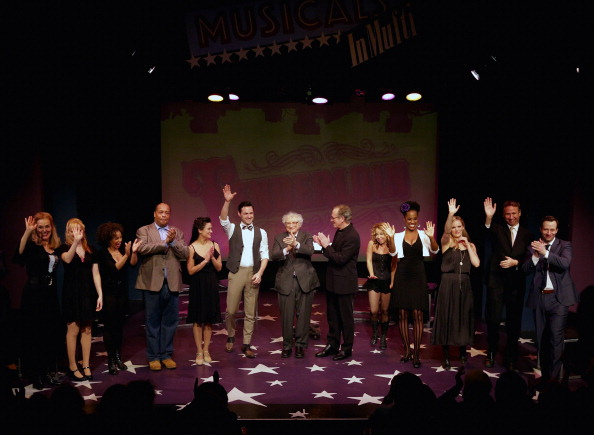 """Sirloin Steak「""""Tenderloin"""" Off Broadway Opening Night - Curtain Call And After Party」:写真・画像(17)[壁紙.com]"""