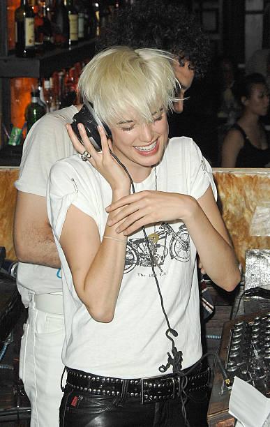 Agyness Deyn Performs A Guest DJ Set At The Plumm:ニュース(壁紙.com)