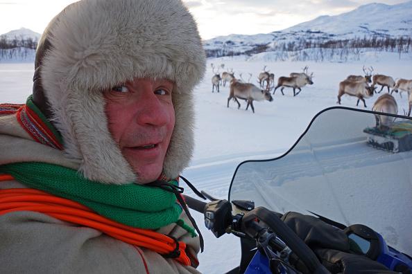 Animal Body Part「Sami Reindeer Herding」:写真・画像(9)[壁紙.com]