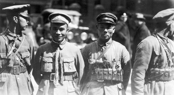 Chinese Culture「Cantonese Soldiers」:写真・画像(15)[壁紙.com]