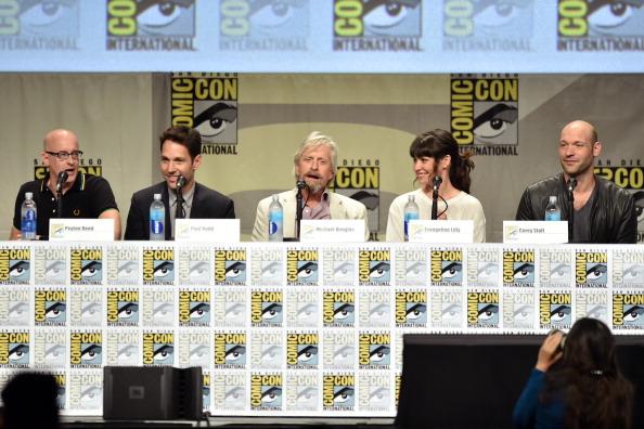 San Diego Convention Center「Marvel Studios Panel - Comic-Con International 2014」:写真・画像(2)[壁紙.com]