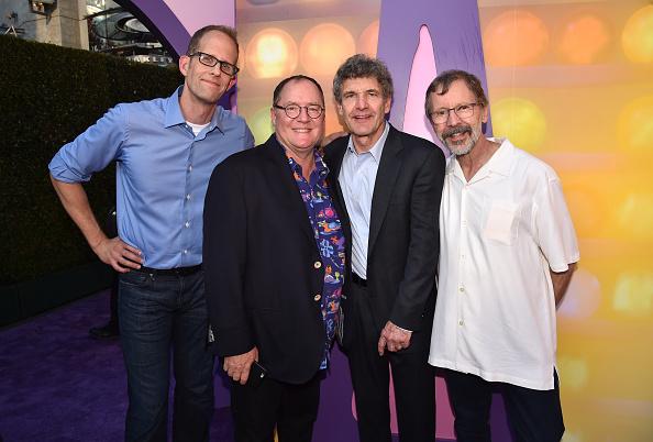 """Pixar「Premiere Of Disney-Pixar's """"Inside Out"""" - Red Carpet」:写真・画像(9)[壁紙.com]"""