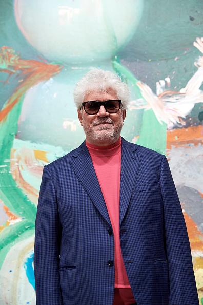 Carlos Alvarez「Pedro Almodovar Attends His Exhibition Inauguration In Madrid」:写真・画像(4)[壁紙.com]