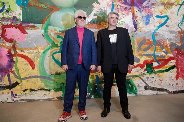 Carlos Alvarez「Pedro Almodovar Attends His Exhibition Inauguration In Madrid」:写真・画像(5)[壁紙.com]