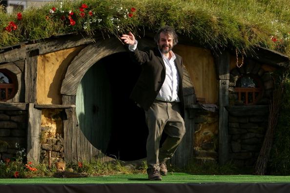 "Director「""The Hobbit: An Unexpected Journey"" World Premiere」:写真・画像(1)[壁紙.com]"