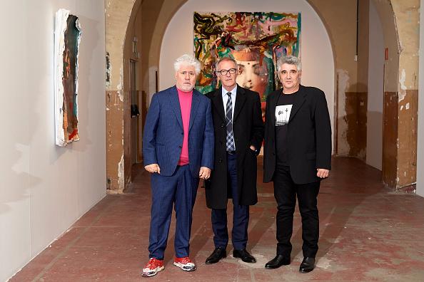 Carlos Alvarez「Pedro Almodovar Attends His Exhibition Inauguration In Madrid」:写真・画像(3)[壁紙.com]