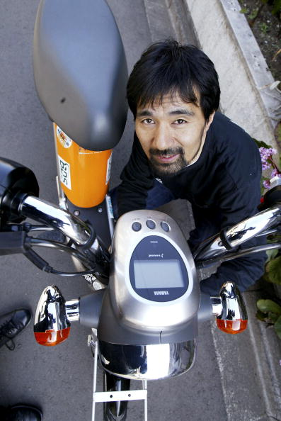 Lithium「Japanese Man Plans World Trip On Zero-Emission Electric Scooter」:写真・画像(13)[壁紙.com]
