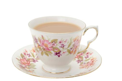 Tea「Cup of tea.」:スマホ壁紙(12)