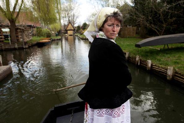 Ferry「Spreewald Region Draws Tourists」:写真・画像(10)[壁紙.com]