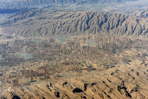 Iran「Mountain Terrain from the height.」:スマホ壁紙(9)