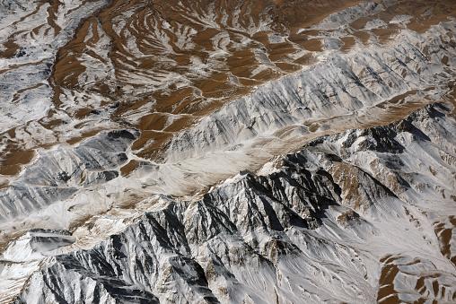 Iran「Mountain Terrain from the height.」:スマホ壁紙(13)