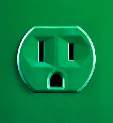 擬人化「Green Electrical Outlet」:スマホ壁紙(4)