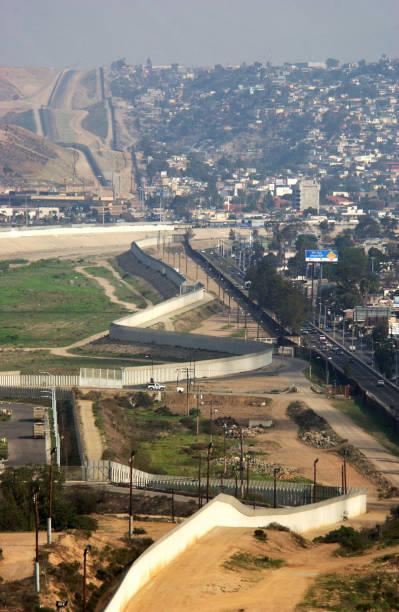 """Proposed U.S./Mexico """"Friendship Park"""" To Become No-man's Land:ニュース(壁紙.com)"""
