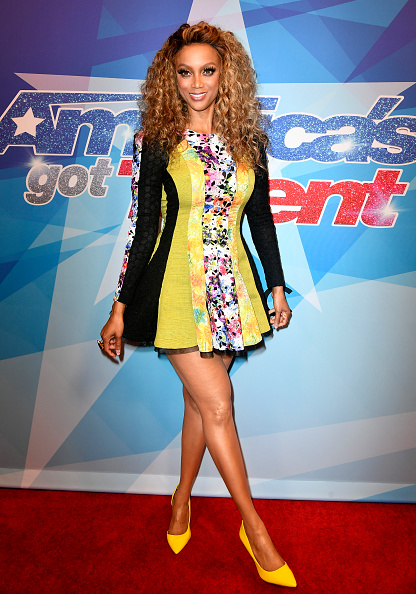 アメリカ合州国「Premiere Of NBC's 'America's Got Talent' Season 12 - Arrivals」:写真・画像(2)[壁紙.com]