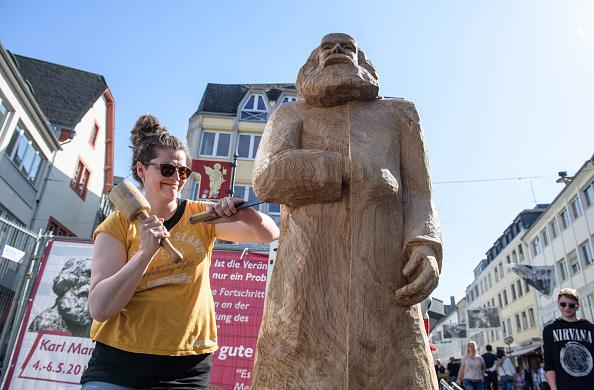 Trier「Trier Commemorates Karl Marx 200th Anniversary」:写真・画像(12)[壁紙.com]