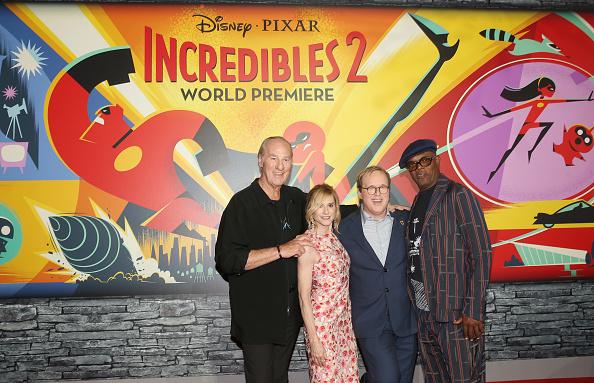 """El Capitan Theatre「World Premiere Of Disney-Pixar's """"Incredibles 2""""」:写真・画像(18)[壁紙.com]"""