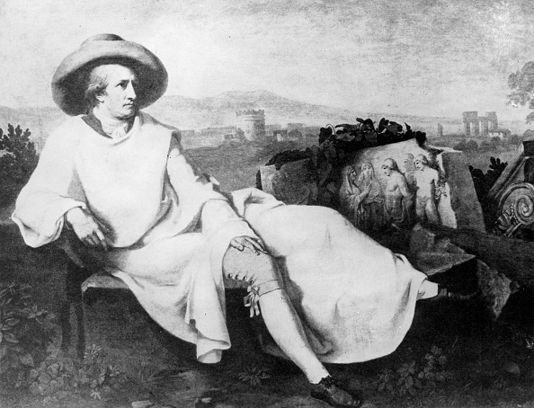 Reclining「Goethe Reclining」:写真・画像(16)[壁紙.com]
