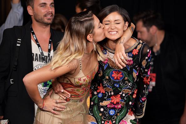 Panties「2017 MTV Video Music Awards - Press Room」:写真・画像(16)[壁紙.com]