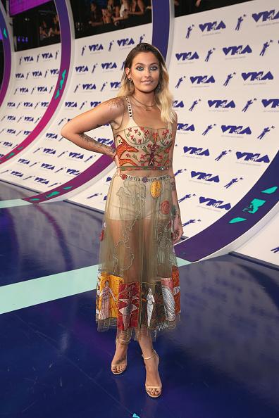 MTVビデオ・ミュージック・アワード「2017 MTV Video Music Awards - Red Carpet」:写真・画像(5)[壁紙.com]