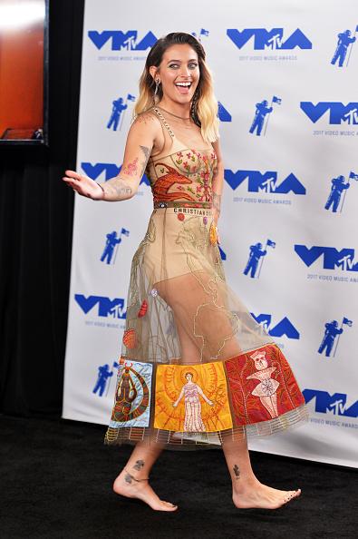 Panties「2017 MTV Video Music Awards - Press Room」:写真・画像(19)[壁紙.com]