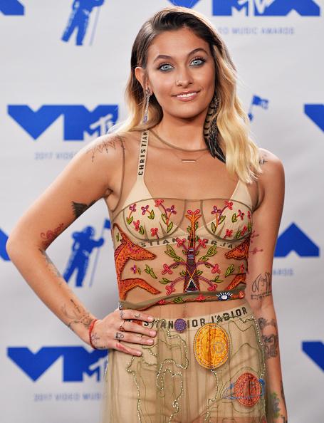 Panties「2017 MTV Video Music Awards - Press Room」:写真・画像(18)[壁紙.com]