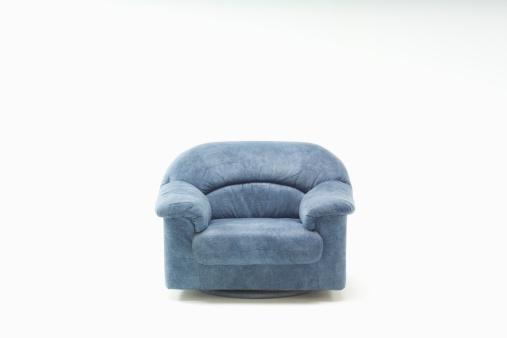 Chair「Blue sofa」:スマホ壁紙(16)