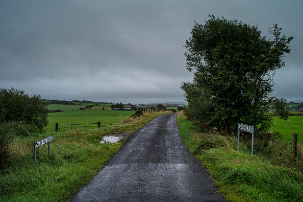County Donegal「Irish Borderlands: The Rivers, Roads And Hedgerows Bedeviling Brexit」:写真・画像(0)[壁紙.com]