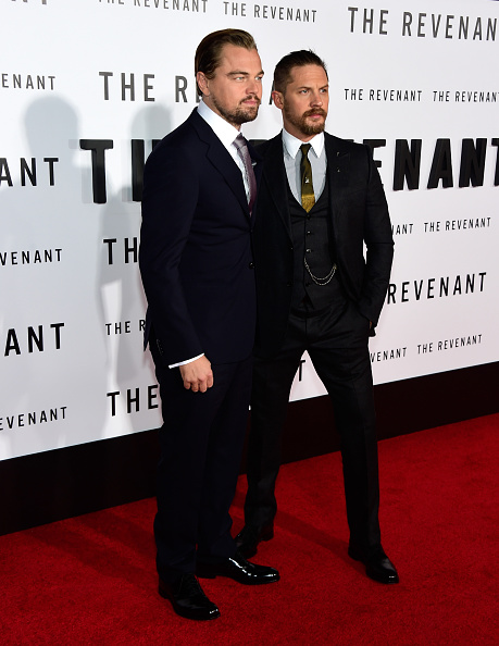 "The Revenant - 2015 Film「Premiere Of 20th Century Fox And Regency Enterprises' ""The Revenant"" - Red Carpet」:写真・画像(10)[壁紙.com]"