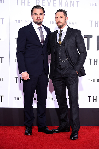 俳優「Premiere Of 20th Century Fox's 'The Revenant' - Arrivals」:写真・画像(9)[壁紙.com]