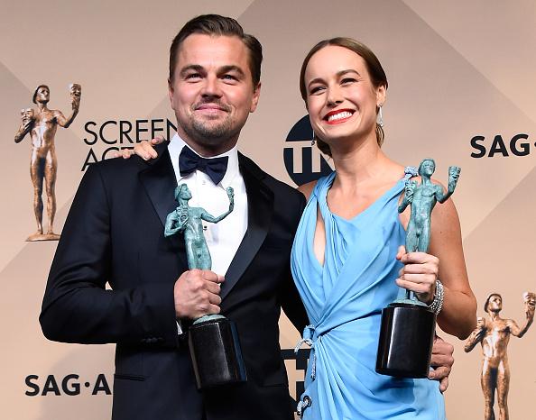 Best actor award「22nd Annual Screen Actors Guild Awards - Press Room」:写真・画像(15)[壁紙.com]