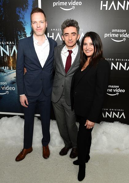 Jamie McCarthy「'Hanna' New York Premiere」:写真・画像(2)[壁紙.com]
