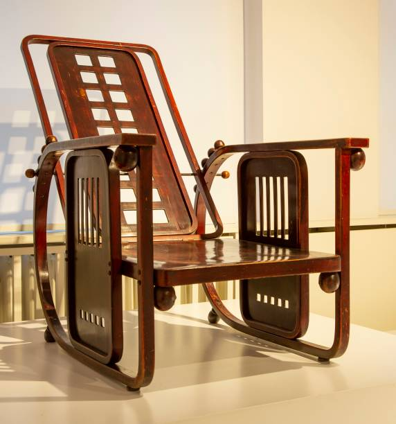 Chair Designed By Josef Hoffmann:ニュース(壁紙.com)