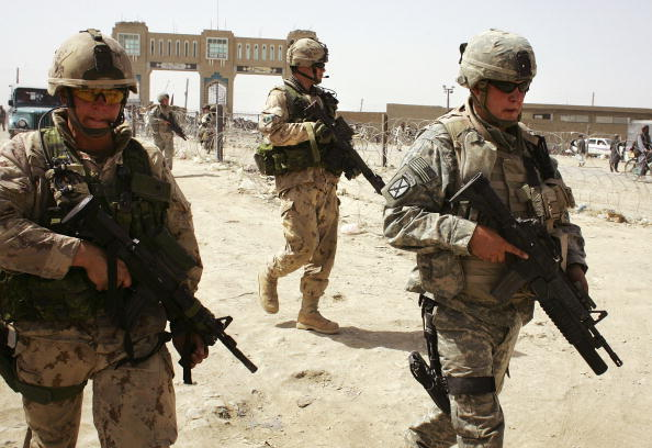 USA「Chaotic Afghan-Pak Border Highlights Security Threat In Afghan South」:写真・画像(14)[壁紙.com]