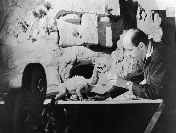 Animator「Ray Harryhausen In Action」:写真・画像(9)[壁紙.com]