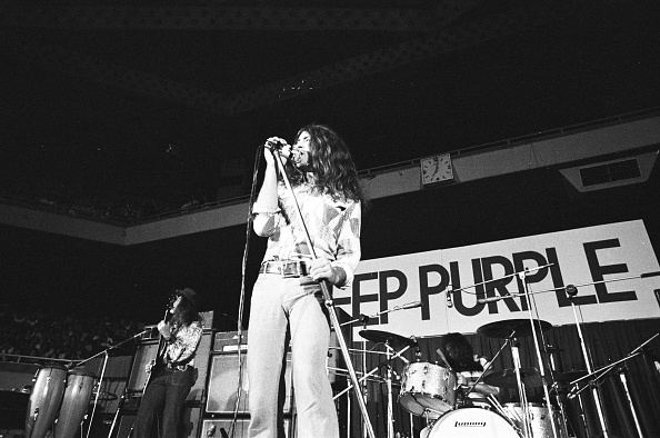 紫「Deep Purple At Nippon Budokan」:写真・画像(8)[壁紙.com]