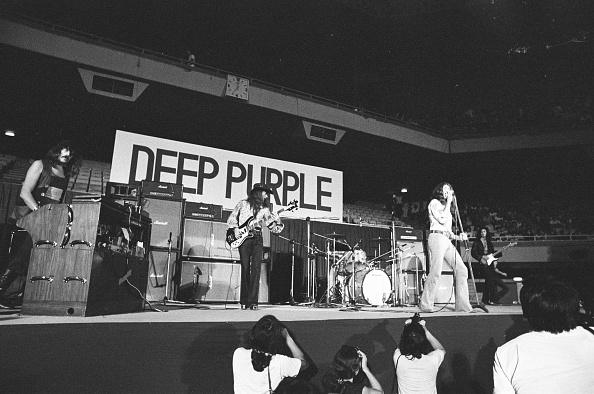 Purple「Deep Purple At Nippon Budokan」:写真・画像(19)[壁紙.com]
