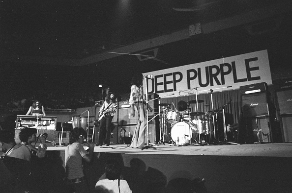 Purple「Deep Purple At Nippon Budokan」:写真・画像(14)[壁紙.com]
