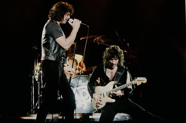 Purple「Deep Purple Ian Gillan And Ritchie Blackmore Live At Nippon Budokan」:写真・画像(7)[壁紙.com]
