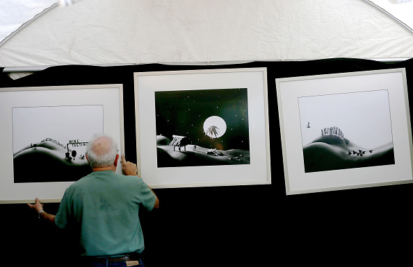 Grove「Miami Hosts Annual Coconut Grove Art Festival」:写真・画像(9)[壁紙.com]