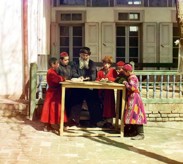 Samarkand「Jewish Boys At Class」:写真・画像(12)[壁紙.com]
