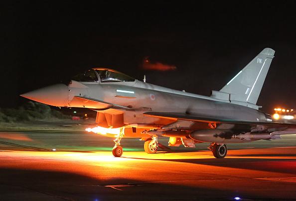 Republic Of Cyprus「British Fighter Jets At RAF Akrotiri in Cyprus」:写真・画像(18)[壁紙.com]
