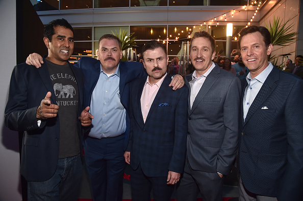 "Film Premiere「Premiere Of Fox Searchlight Pictures' ""Super Troopers 2"" - Red Carpet」:写真・画像(8)[壁紙.com]"