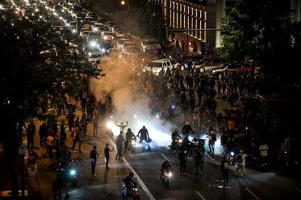 Denver「Protests Continue At Capitol In Denver In Aftermath To Death Of George Floyd」:写真・画像(4)[壁紙.com]