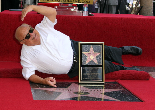 Fame「Danny DeVito Honored On The Hollywood Walk Of Fame」:写真・画像(13)[壁紙.com]