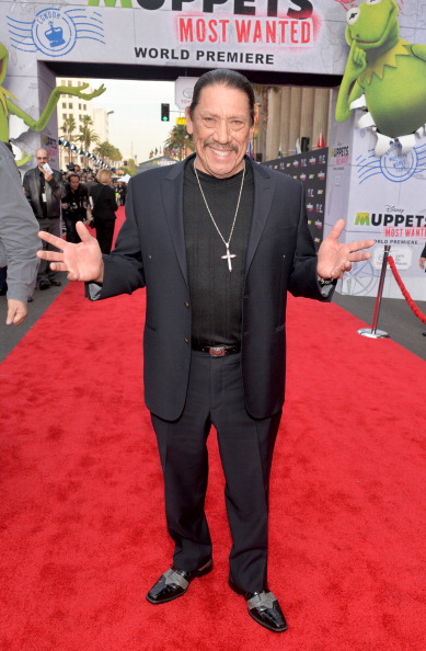 """Hollywood - California「World Premiere Of Disney's """"Muppets Most Wanted"""" - Red Carpet」:写真・画像(7)[壁紙.com]"""