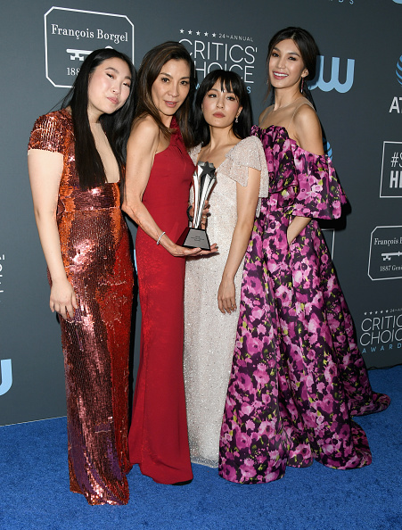 プレスルーム「The 24th Annual Critics' Choice Awards - Press Room」:写真・画像(14)[壁紙.com]
